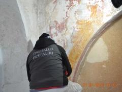 Affresco-Chiosco-Paradiso-Cattedrale-Amalfi-1-Operazioni-di-Descialbo-1