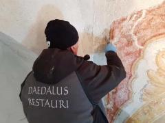 Affresco-Chiosco-Paradiso-Cattedrale-Amalfi-2-Operazioni-di-consolidamento-3