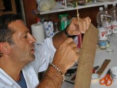 Camera Commercio Salerno 2009 Conservazione Restauro Dipinto Tavola Luigi Paolillo sec XX1