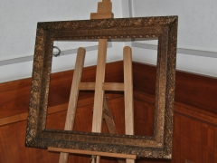 Camera Commercio Salerno Restauro Tela Olga Napoli sec XX5