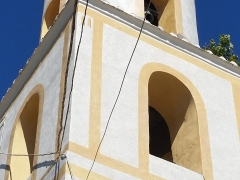 Campanile della Chiesa della Nativita di Lone112