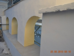 Campanile Chiesa San Benedetto Amalfi43