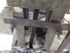 Conservazione Restauro Elementi Ferro - Cancello26