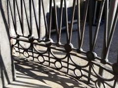 Conservazione Restauro Elementi Ferro - Cancello3