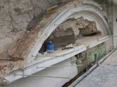 Chiesa-S-Pietro-Apostolo-Figlino-Fasi-Consolidamento-supporto-murario-12