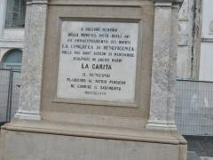 Conservazione e Restauro Statua della Carita1