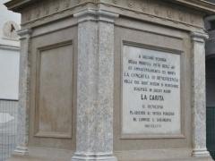 Conservazione e Restauro Statua della Carita10