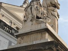 Conservazione e Restauro Statua della Carita9