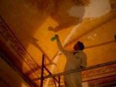 Conservazione e Restauro delle Decorazioni Soffitto Neoclassiche6