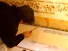 Conservazione e Restauro delle Decorazioni Soffitto Neoclassiche7