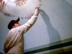 Conservazione Restauro delle Decorazioni Neoclassiche1