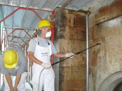 Conservazione Restauro Facciate Poste Italiane16