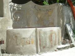 Conservazione Restauro della Fontana Neoclassica - Privato11