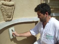 Conservazione Restauro della Fontana Neoclassica - Privato9
