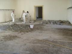 Conservazione Restauro Pavimentazione Neoclassica11