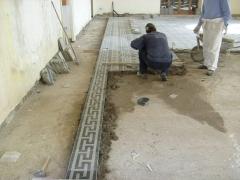 Conservazione Restauro Pavimentazione Neoclassica3