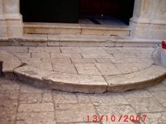 Conservazione Restauro Portale Santa Maria Caiazzo1