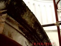 Conservazione Restauro Portale Santa Maria Caiazzo11