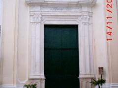 Conservazione Restauro Portale Santa Maria Caiazzo21