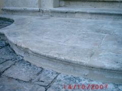 Conservazione Restauro Portale Santa Maria Caiazzo24