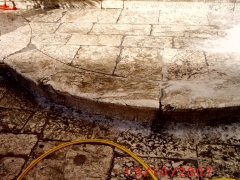 Conservazione Restauro Portale Santa Maria Caiazzo3