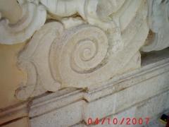 Conservazione Restauro Portale Santa Maria Caiazzo6