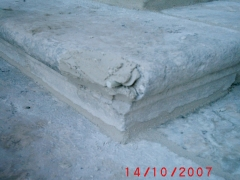 Conservazione Restauro Portale Santa Maria Caiazzo8