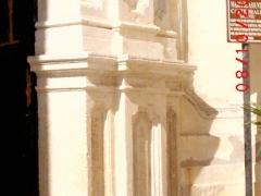 Conservazione Restauro Portale Santa Maria Caiazzo9
