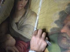Dipinto su tavola Andrea Salerno12