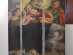 Dipinto su tavola Andrea Salerno19