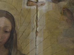 Dipinto su tavola Andrea Salerno5