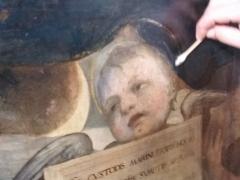 Dipinto su tavola Andrea Salerno7