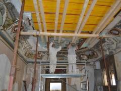 Palazzo Garzilli Soffitta Cannucce - Adamo Eva -Solofra29