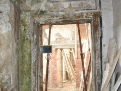 Palazzo Garzilli Solofra Distacchi Pitture Murali1