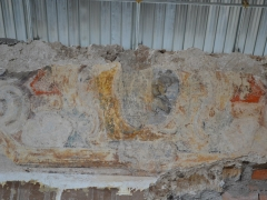 Palazzo Garzilli Solofra Distacchi Pitture Murali26