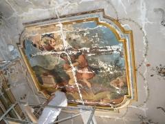 Palazzo Garzilli Solofra Restauro Soffitta16