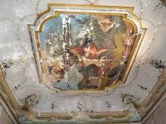 Palazzo Garzilli Solofra Restauro Soffitta7