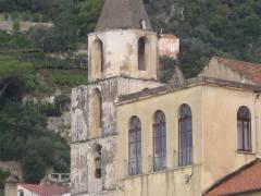 Campanile Chiesa San Benedetto Amalfi4