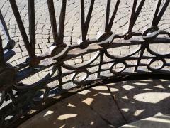Conservazione Restauro Elementi Ferro - Cancello11