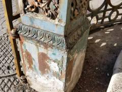 Conservazione Restauro Elementi Ferro - Cancello32