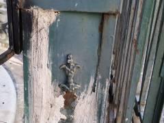 Conservazione Restauro Elementi Ferro - Cancello36