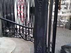 Conservazione Restauro Elementi Ferro - Cancello4