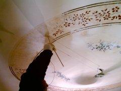 Conservazione e Restauro delle Decorazioni Soffitto Neoclassiche8