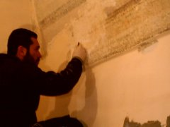 Conservazione Restauro delle Decorazioni Neoclassiche6