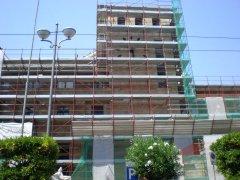 Conservazione Restauro Facciate Poste Italiane11