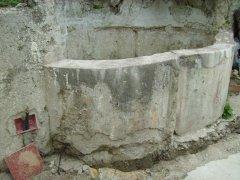 Conservazione Restauro della Fontana Neoclassica - Privato1