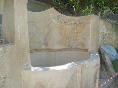 Conservazione Restauro della Fontana Neoclassica - Privato10