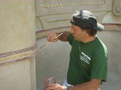 Conservazione Restauro della Fontana Neoclassica - Privato13