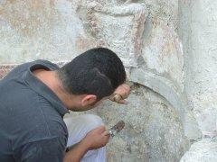 Conservazione Restauro della Fontana Neoclassica - Privato7