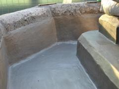 Conservazione Restauro Fontana Statua Carita4